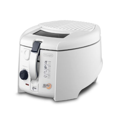 DeLonghi RotoFry Deep Fryer - White F 28311.W1