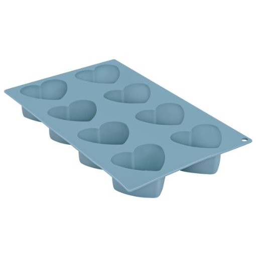 Anzo Inspire Silicone Heart Mould 8 piece
