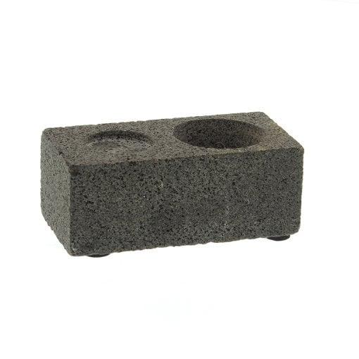 GreenLeaf Lava Stone Napkin Tray Single