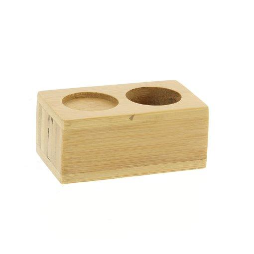 GreenLeaf Bamboo Napkin Tray Single