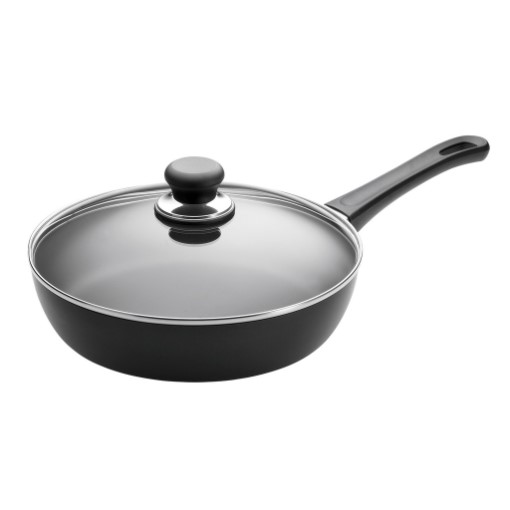 Scanpan Classic Saute Pan with lid 28cm