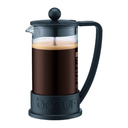 Bodum Brazil Coffee Press 3 Cups 350ml Black