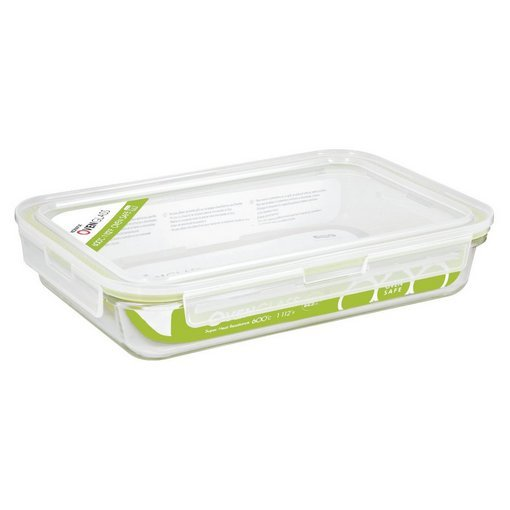 Komax Biokips Oven Glass Rectangular 1.9Litre