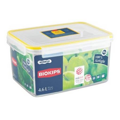 Legend Snappy Container Rectangle 4.6Litre