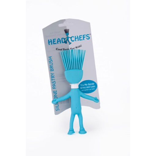 Fiesta Head Chef's Pastry Brush - Blueberry