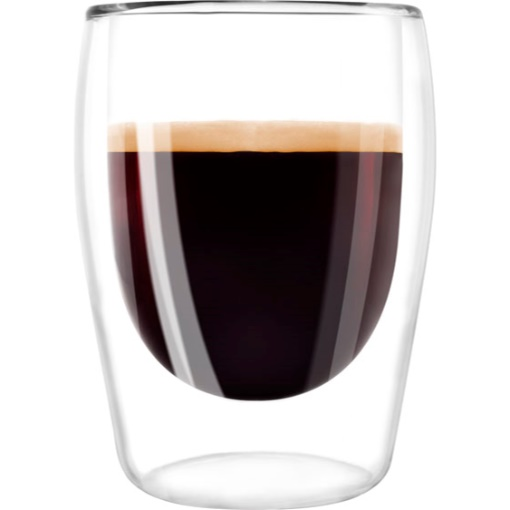 Melitta Double-Walled Espresso Glasses 80ml - Set of 2