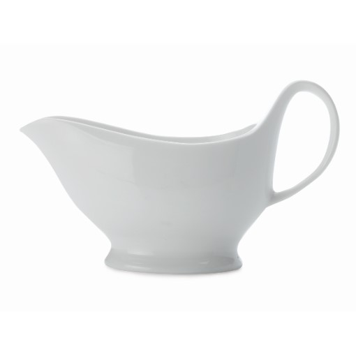 Maxwell & Williams White Basics Gravy Boat - 400ml