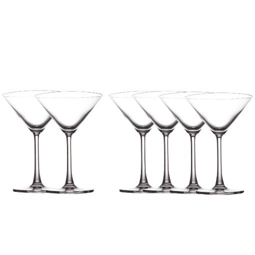 Maxwell & Williams Cosmopolitan Martini Glasses 235ml - Set of 6