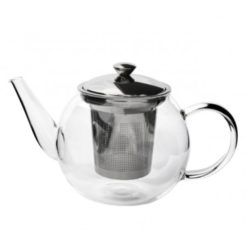 Eetrite Teapot with Stainless Steel Infuser - 600ml