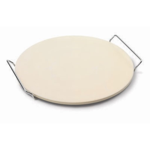 Jamie Oliver Pizza Stone And Serving Rack 33cm