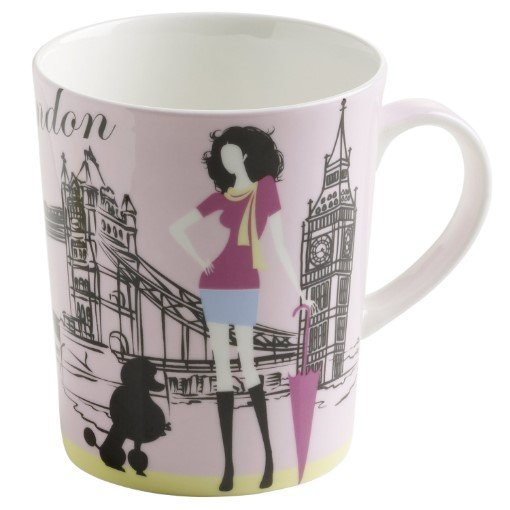 Maxwell & Williams City Girls London Mug - 400ml