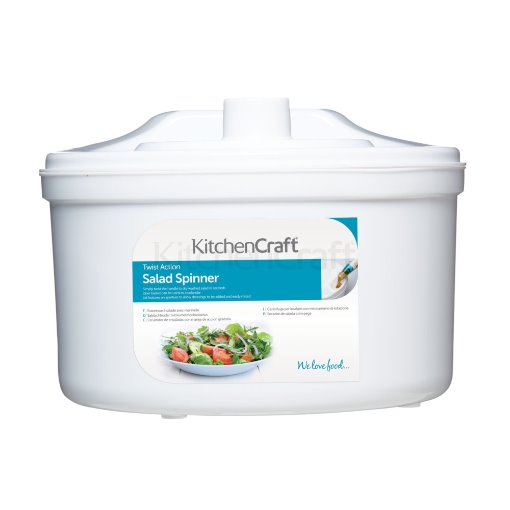 Kitchen Craft Salad Spinner 22.5cm