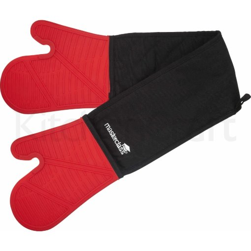Master Class Seamless Silicone Double Oven Glove