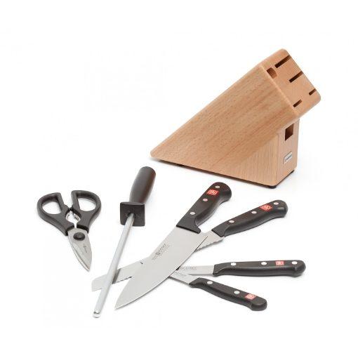 Wusthof Gourmet Knife Block Set