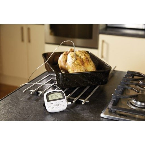 Master Class Cook's Timer and Meat Thermometer