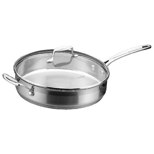 Scanpan Impact Covered Saute Pan 3.2L - 28cm