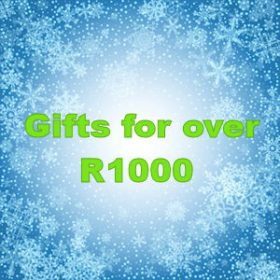 Gifts for over R1000
