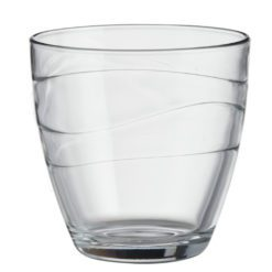 Jamie Oliver 370ml Waves Tumblers