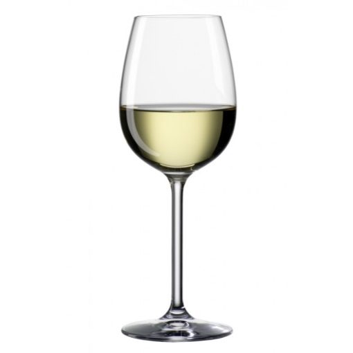 Bohemia Clara White Wine Glasses
