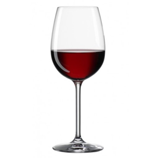 Bohemia Clara Red Wine Glasses 420ml Box of 6