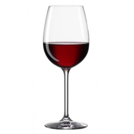 Bohemia Clara Red Wine Glasses 420ml Box of 6
