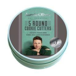 Jamie Oliver Round Cookie Cutters