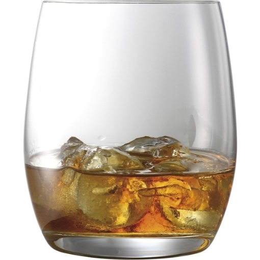 Bohemia Natalie Whisky Tumbler 300ml Box of 6