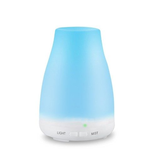 GreenLeaf Essential Oil Diffuser and Humidifier, 120ml
