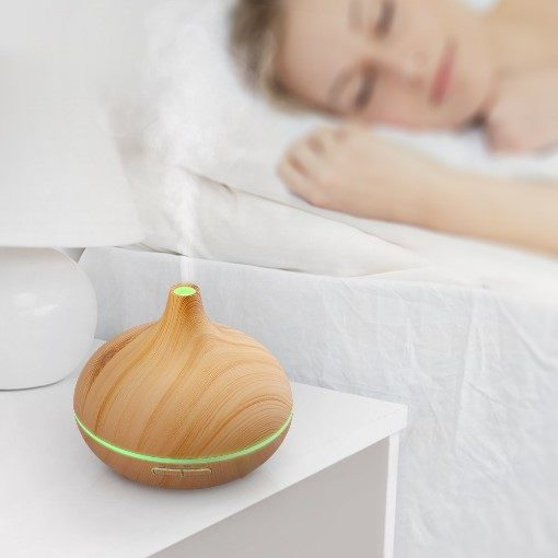 GreenLeaf Ultrasonic Essential Oil Diffuser and Humidifier