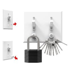 KeyCatch Magnetic Key Holder