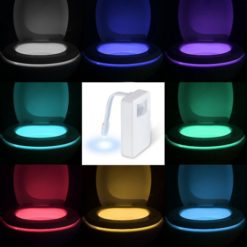 Smugg LED Toilet Seat Light