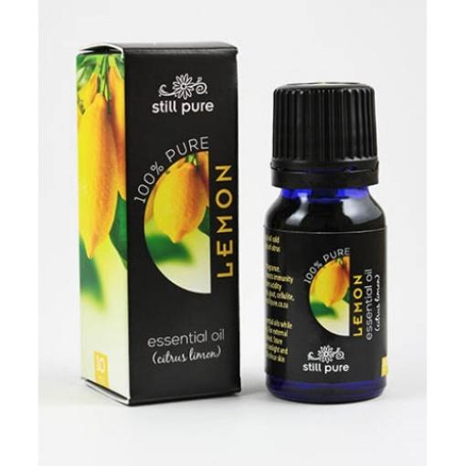 Still Pure Lemon Essential Oil 10ml