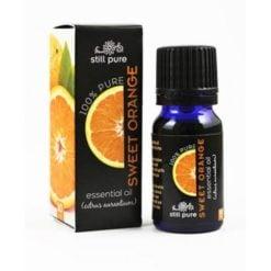 Still Pure Sweet Orange Essential Oil