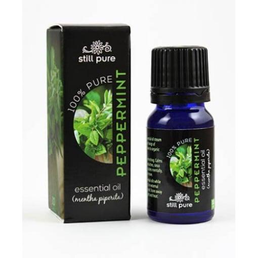 Still Pure Peppermint Essential Oil 10ml
