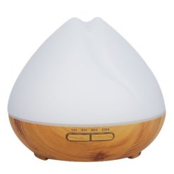 GreenLeaf Ultrasonic Essential Oil Diffuser and Humidifier wit LED Lights