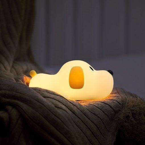 Smugg Silicone Puppy Night Light