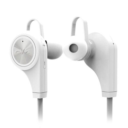 Smugg Q9 Bluetooth Sport Headphones White