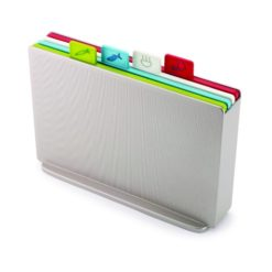 Joseph Joseph Index Regular Chopping Board Silver