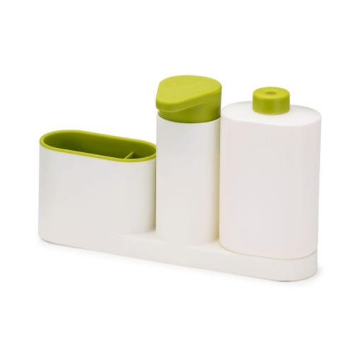 Joseph Joseph SinkBase Plus Green/White