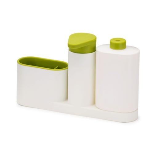 Joseph Joseph SinkBase Plus Green/White