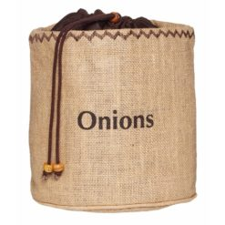 KitchenCraft Natural Elements Onion Storage Bag