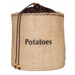 KitchenCraft Natural Elements Potato Storage Bag