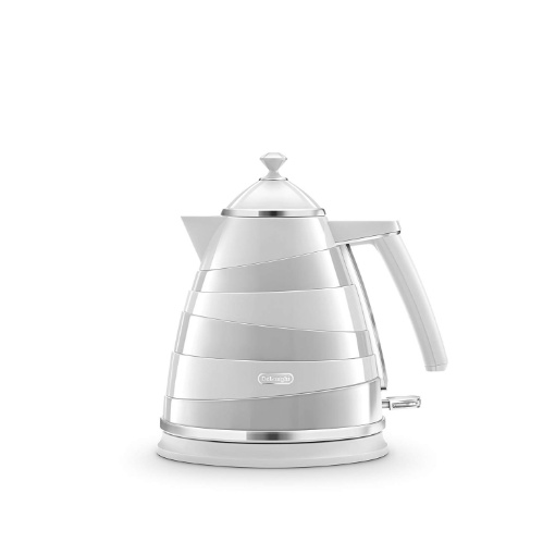 Delonghi Avvolta Kettle, White