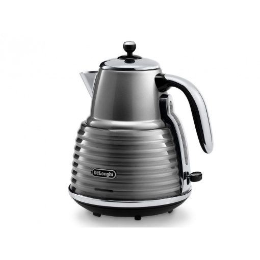 Delonghi Scultura Kettle Grey