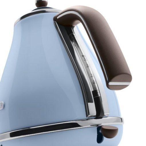 Delonghi Icona Vintage Kettle Blue