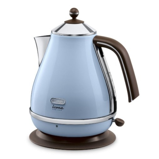 Delonghi Icona Vintage Kettle, Blue