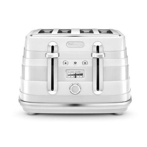 Delonghi Avvolta 4 Slice Toaster