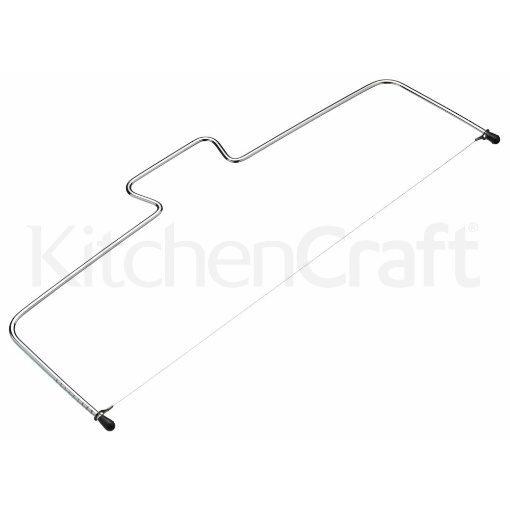 Kitchen Craft Adjustable Cake Cutting Wire