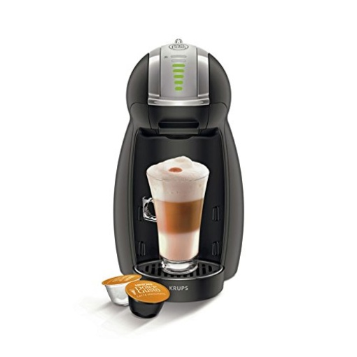 Nescafe Dolce Gusto Genio Coffee Capsule Machine Piano Black