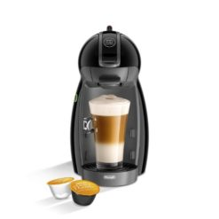 Nescafe Dolce Gusto Piccolo Manual Coffee Capsule Machine Black